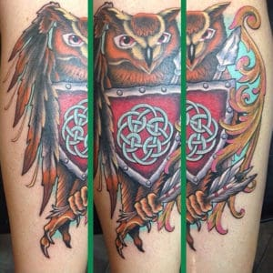 Owl Crest | Jason Young