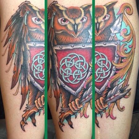 Owl Crest   Jason Young