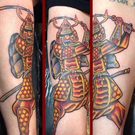 Samurai   Jason Young