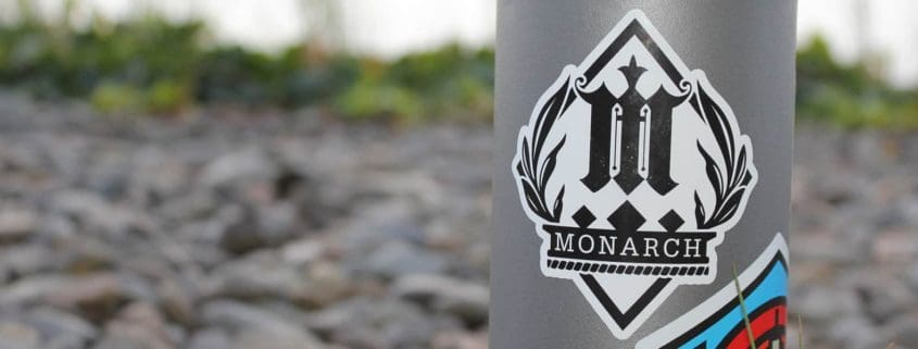 Monarch Tattoo Stickers