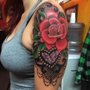 roses-sleeve-lloyd-woodrome-monarch-tattoo